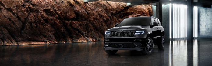 Jeep Grand Cherokee updated