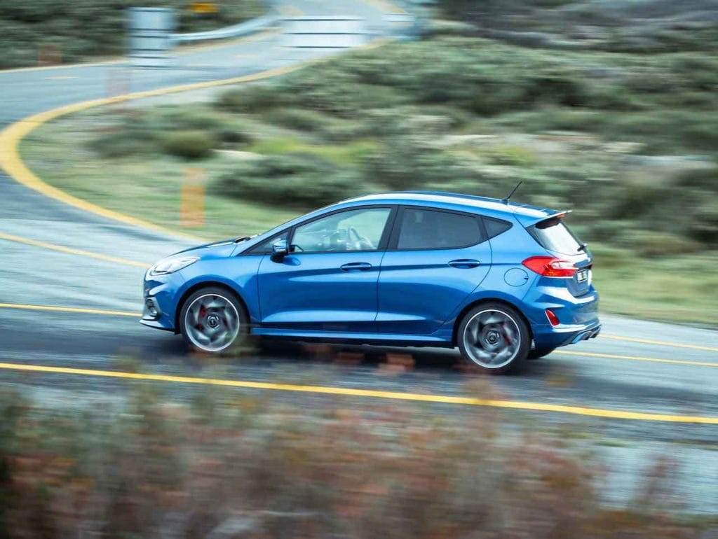 Ford Fiesta ST review