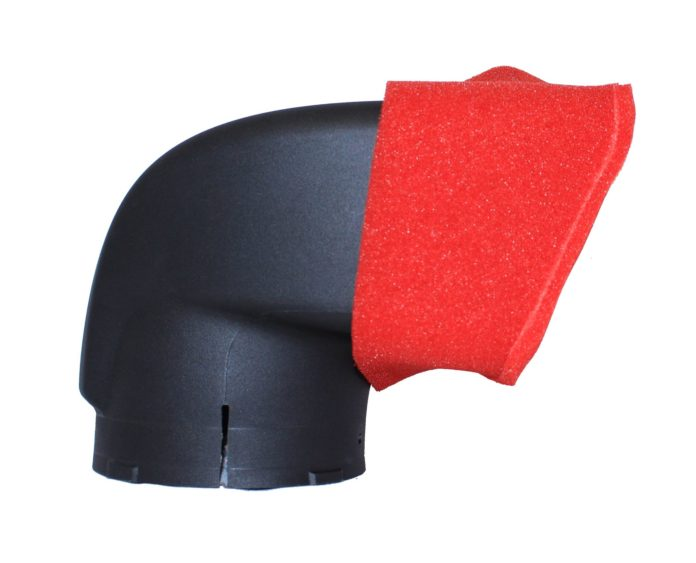 Unifilter AEV Snorkel Ram Head Cover