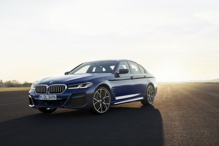 BMW 5 Series refreshed