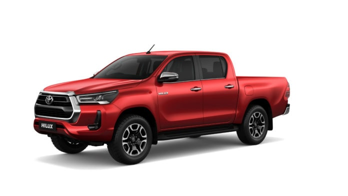 New Toyota HiLux here in August