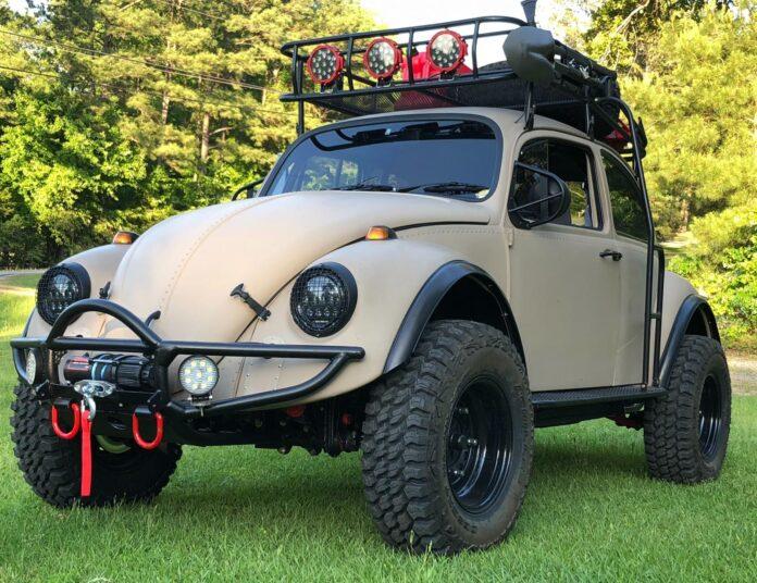 Overland Volkswagen Beetle