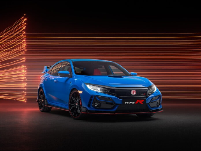 Updated Honda Civic Type R on-sale in October