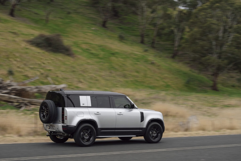 New Land Rover Defender P400 Review 2020