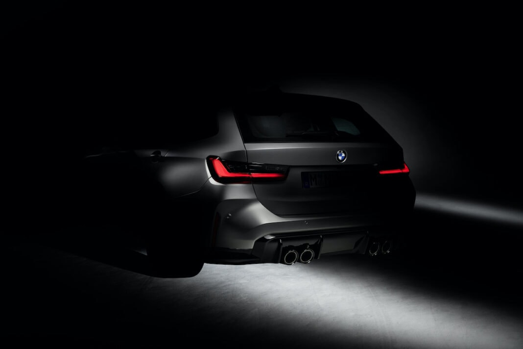 BMW M3 Touring coming soon