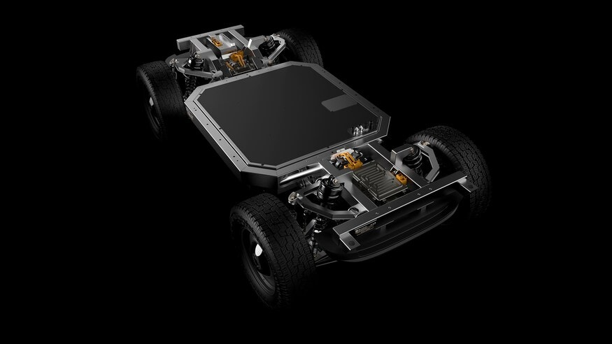 Zero Labs modular EV platform for classic cars