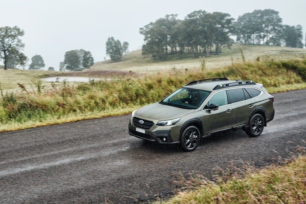 5 things you need to know about the new Subaru Outback